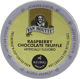 Van Houtte Raspberry Chocolate Truffle Keurig K-Cups, 18 Count, 6.35 OZ (