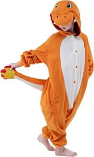 Kids Plush One Piece Cosplay Onesies Costume