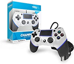 TTX Champion PS4 Wired USB Controller for PlayStation 4 - WHITE