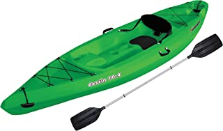 SUN Dolphin Destin 10.4 Fishing Holiday Vacation River Lake Sit-On Recreational Kayak,..