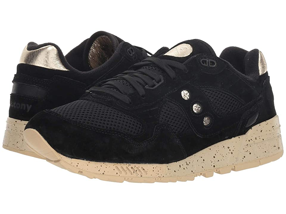 Saucony Originals Shadow 5000 Gold Rush (Black/Gold) Men