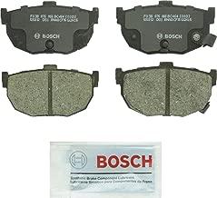 Bosch BC464 QuietCast Premium Ceramic Disc Brake Pad Set For Hyundai: 1994-06 Elantra, 1997-08 Tiburon; Kia: 2004-09 Spectra, 2005-09 Spectra5; Nissan: 1985-88 Maxima, 1990-92 Stanza; Rear
