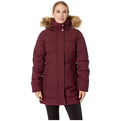 Helly Hansen Blume Puffy Parka (Wild Rose) Women