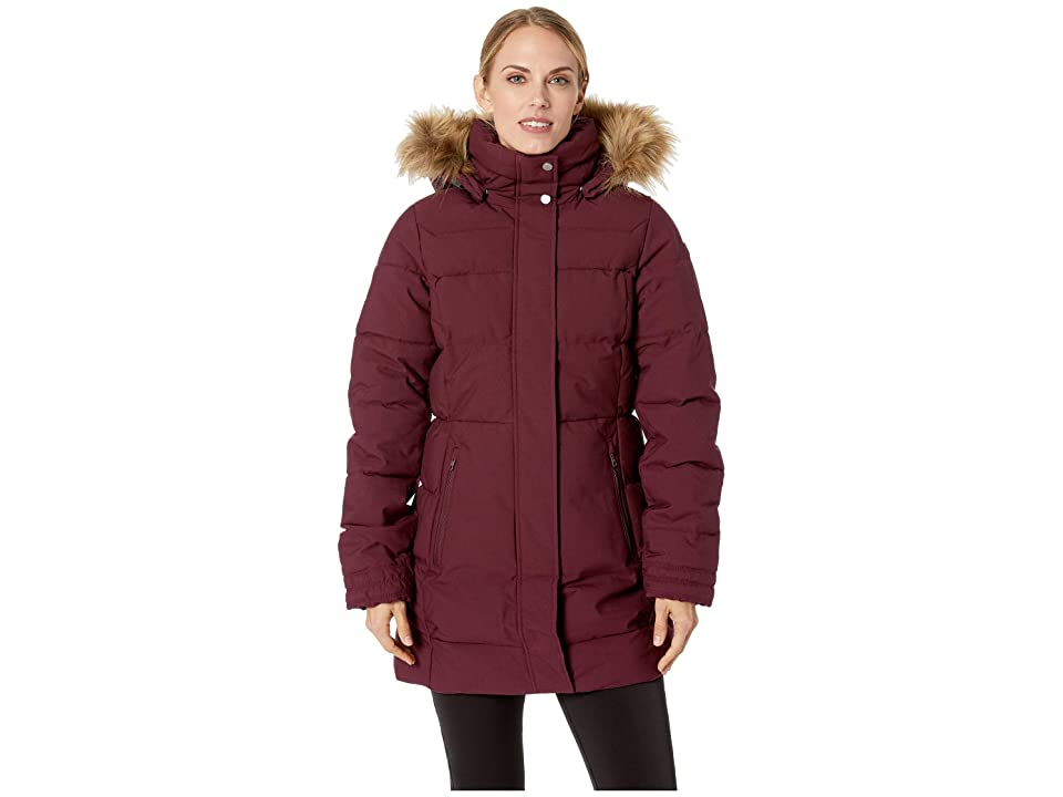 Helly Hansen Blume Puffy Parka (Wild Rose) Girl