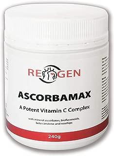 RE GEN A Potent Vitamin C Complex BioActiv ASCORBAMAX (240g)