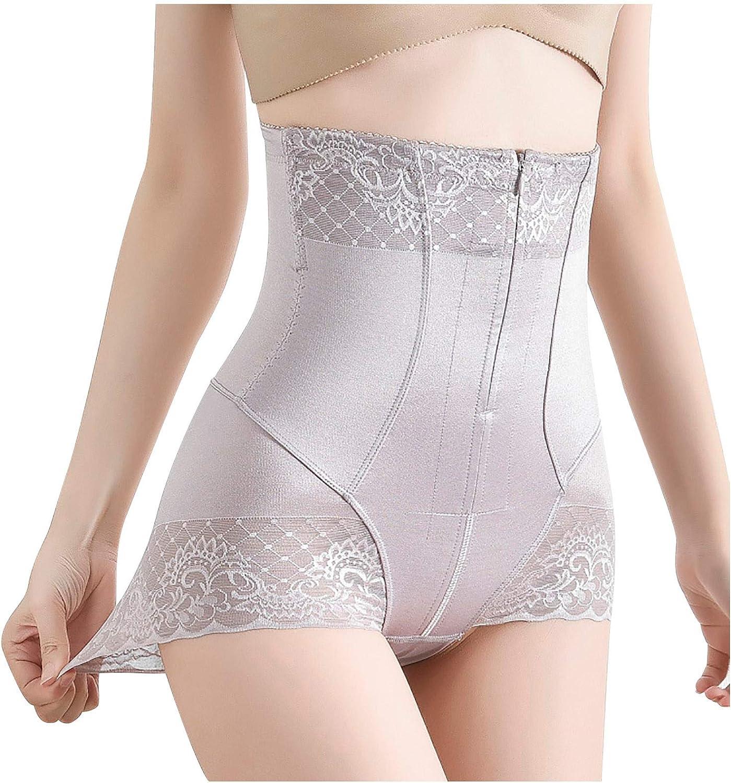 Shapewear for Women Shorts Abdomen Breasted Zipper Hip Lift Yoga Body Shape Tummy Control Slimming Pants