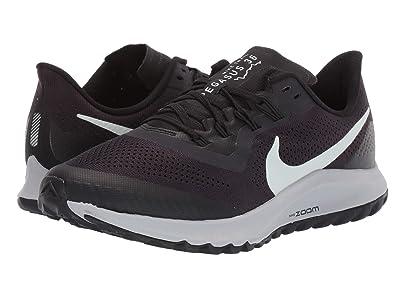 Nike Air Zoom Pegasus 36 Trail (Oil Grey/Barely Grey/Black/Wolf Grey) Women