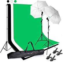 backdrop stand and drapes