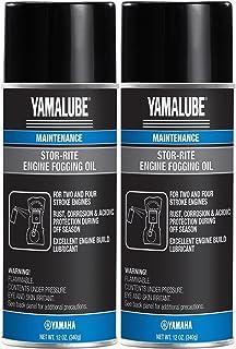 Yamalube Stor-Rite Engine Fogging Oil 12 oz. 2-Pack
