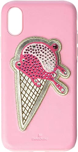 No Regrets Ice Cream Smartphone Case with Integrated Bumper, iPhone® X/XS