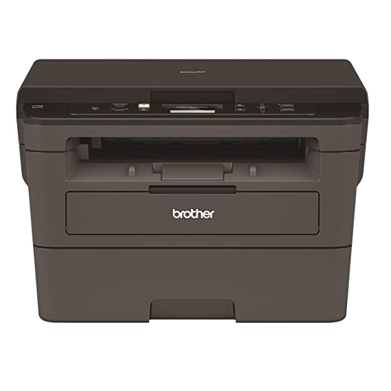 Brother DCP-L2531DW Multi-Function Monochrome Laser Printer with Auto-Duplex Printing & Wi-Fi