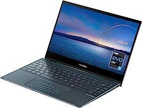 "ASUS ZenBook Flip 13 UX363JA-EM189T - Portátil convertible 13.3"" FullHD (Intel Core i5-1035G4, 16GB RAM, 512GB SSD, Intel ..."