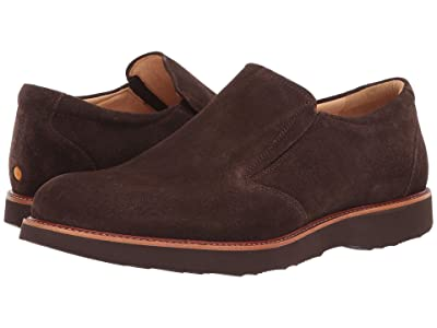 Samuel Hubbard Frequent Traveler (Dark Brown) Men