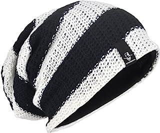 HISSHE Men Slouch Beanie Basic Skull Cap Summer Hat CA301