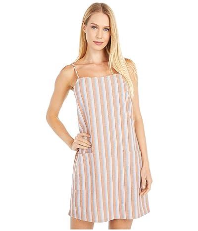 Billabong Straight Round Dress (Multi) Women