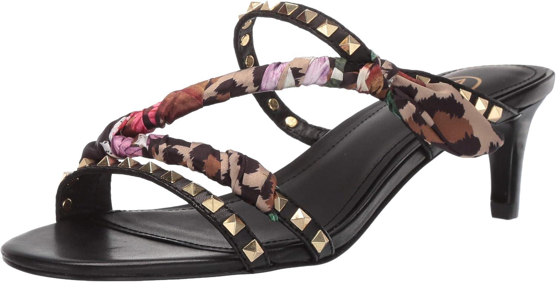 Ash Damen As-Kimono Sandalen mit Absatz Absatz  modisch