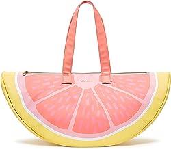 Ban.Do Super Chill Cooler Carryall Grapefruit Pink - 500141343