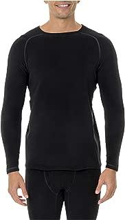 Russell Men's THERMAFORCE L4 Stretch Baselayer Fleece Crew Shirt