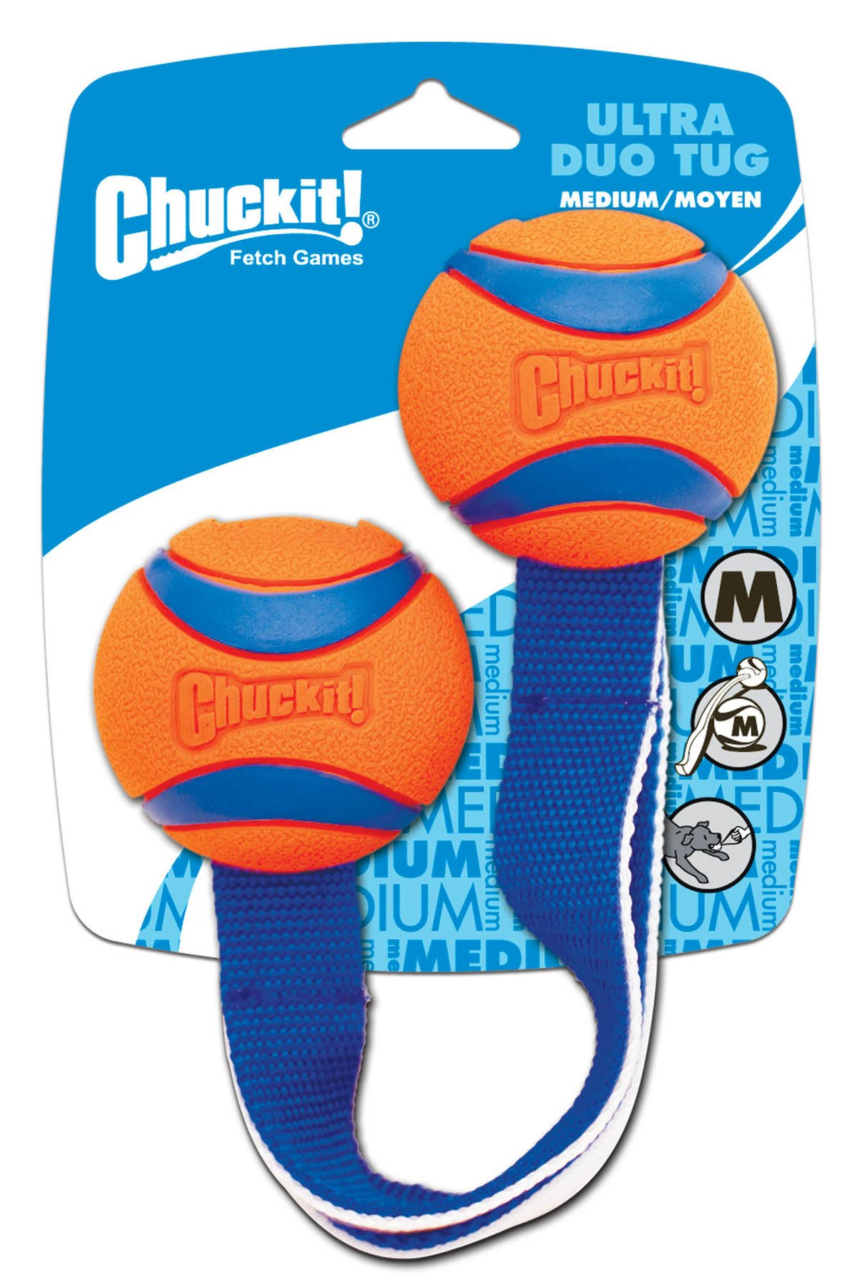 Chuckit Medium Ultra Duo Tug