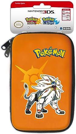 Hori - Funda Rígida Pokémon Sol Y Luna (New Nintendo 3Ds/2Ds Xl)