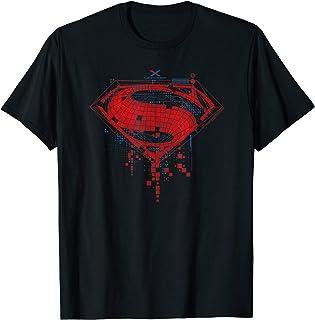 DC Comics Batman v Superman Geo Logo T-Shirt