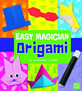 Easy Magician Origami (Easy Origami)
