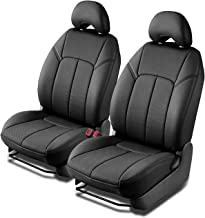 Clazzio 405031tann Tan Leather Front Row Seat Cover for Nissan Altima 4 Door