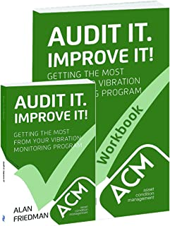 Audit It. Improve It! Getting the Most from your Vibration Program-2 Book Bundle