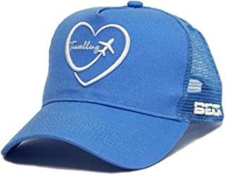 Love Traveling Hat Cap For Women and Ladies