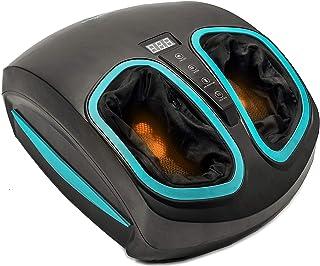 Shiatsu Foot Massager Machine with Heat – Electric Deep Kneading Massage Air..