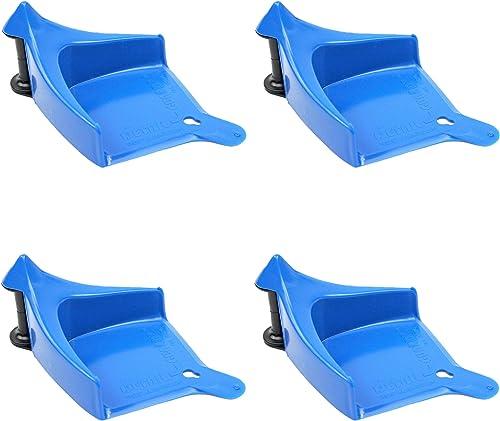 DETAIL GUARDZ Car Hose Guides (4 PACK BLUE)