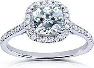 Best white gold leaf engagement rings Reviews