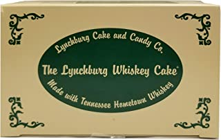 Lynchburg No Alcohol Whiskey Cake - 14 oz Handmade from Jack Daniel's Tennessee Whiskey and our 150 year old family recipe