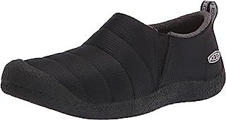 حذاء للمشي لمسافات طويلة Howser 2 كاجوال مقاوم للماء للرجال من KEEN, (أسود/أسود/أسود), 40.5 EU