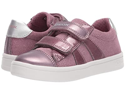 Geox Kids Djrock 49 (Toddler/Little Kid) (Medium Pink) Girl