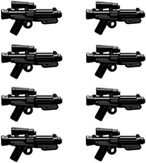BrickArms E-11 Blaster Pack for Minifigures - 8 Pieces