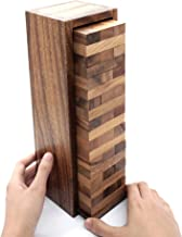 Board Games for Families and Kids with a Stacking Block Games of Tumbling Tower Game Classic Wood that Will Challenges You...