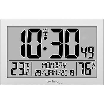 Home Orologio da Parete Digitale Orologio da Parete a LED