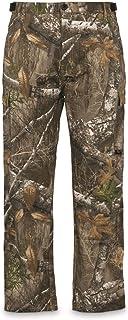 ScentBlocker 6 Pocket Cotton Pant, Odor Control, Men窶冱 - XL - Realtree Edge