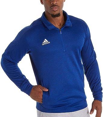 adidas Athletics Team Issue 1/4 Zip Long Sleeve Knee Pads
