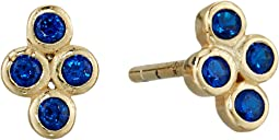 SHASHI Noa Stud Earrings