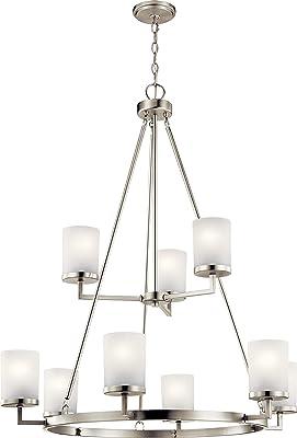 Amazon.com: Kichler Lighting 44039NI Daimlen - Lámpara de ...