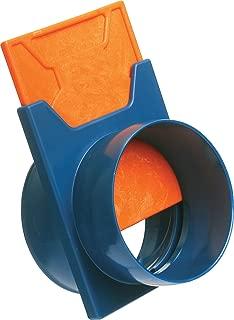 Loc-Line Vacuum Hose Component, Acetal Copolymer, Slide Valve, 2-1/2
