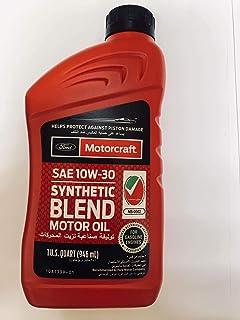 زيت محرك السيارات من شركة ماتر كرافت صناعة أمريكية SAE10W-30