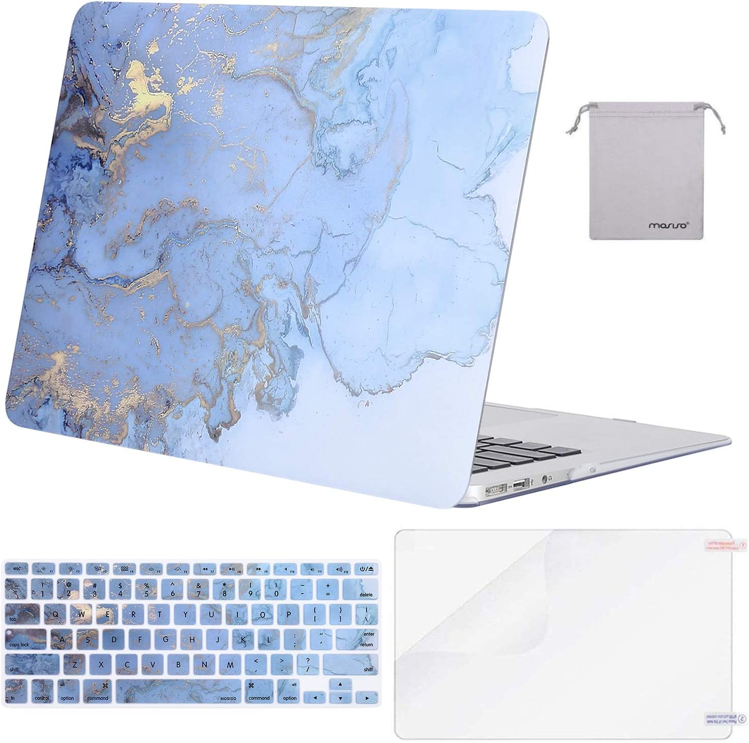 MOSISO Compatible with MacBook Air 13 A1369 Ol A1466 inch Case NEW before selling ☆ Sales of SALE items from new works