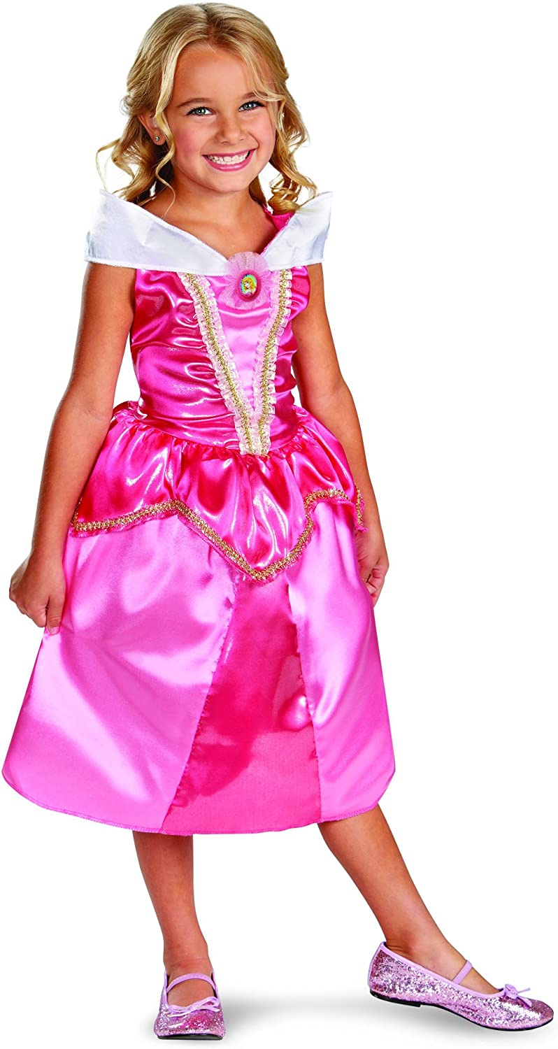 Disguise Disney Aurora Sparkle Classic Costume