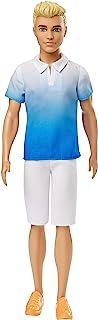 Barbie Ken Fashionistas Doll, Blue, GDV12