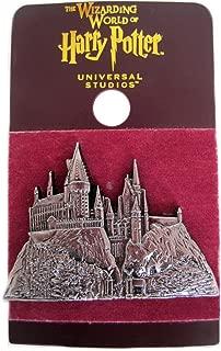 Wizarding World of Harry Potter : Hogwarts School Castle Relief Metal Trading Pin