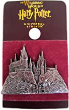Wizarding World of Harry Potter : Hogwarts School Castle Relief Metal Trading Pin