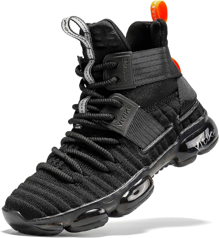 JMFCHI FASHION Albuquerque Mall Cheap mail order sales Boys Basketball Shoes Kids Sports High Top